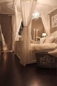 bedroom vintage. Brilliant Vintage 8 Mock Fourposter Canopy Bed With Linen Drapes On Bedroom Vintage G