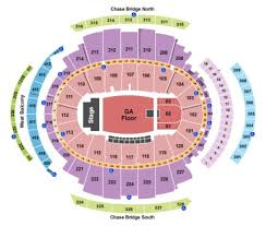 Seating Chart Msg Phish Phish Tickets Section 223 Row 7 Madison Square Garden In