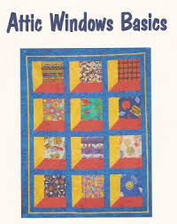Attic Windows Quilt - Free Quilt Pattern - Attic Window Quilt ... & Attic Windows Quilt - Free Quilt Pattern - Attic Window Quilt Adamdwight.com