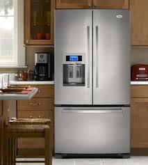 Kitchen Aid French Door Kenmore Refrigerators Door Racks Pictures To Pin On Pinterest