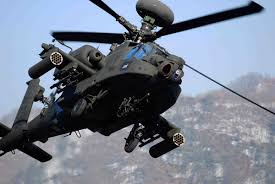 The Army National Guard Needs More Apache Helicopters Retired