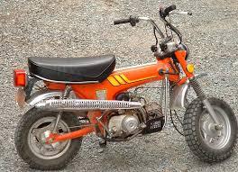 honda 1977 ct70 trailbike2 large pontoon gallery bennington honda 1977 ct70 trailbike2 large