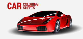 Top 25 race car coloring pages for your little ones. 10 Car Coloring Sheets Sports Muscle Racing Cars And More All Esl