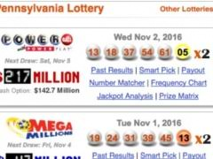 Powerball Frequency Chart Tn Pa Lottery Results 1 0 Free Download