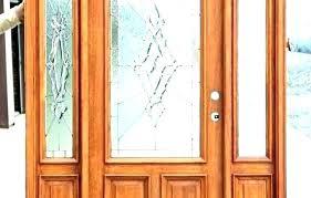 wood door with glass insert replacing glass door door glass replacement cost wooden door cost door