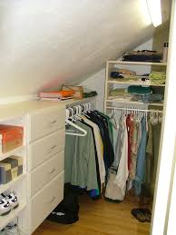 Small Picture 14 best Closets with angled Ceilings images on Pinterest Angled