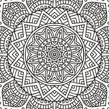 Kleurplaten Moeilijk Uniek Mandala Kleurplaten Archidev Kleurplaat