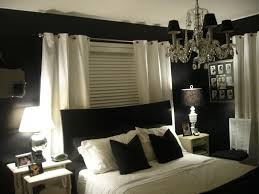 black and white bedroom decor. Black And White Master Pleasing Bedroom Decorating Decor