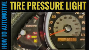 Reset Maintenance Light 2006 Toyota 4runner Why Is The Tire Pressure Light On My Toyota 4runner Staying On