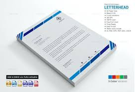What Is Professional Letterhead Professional Letterhead Sample Free Business Templates