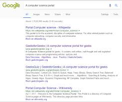 Performing Google Search Using Python Code Geeksforgeeks