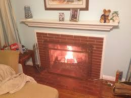 trim around fireplace ideas