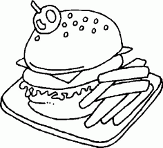 Small Picture Food For Kids Free Coloring Pages on Art Coloring Pages