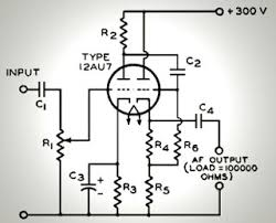 steampunk technology the inner workings of vacuum tube buffers tube buffer circuit