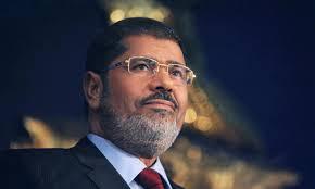 محاكمة الرئيس المعزول محمد مرسي اليوم الاثنين 4-11-2013