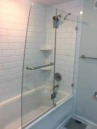 bathtub splash guard windproof stop protect clips shower splash guard curtain