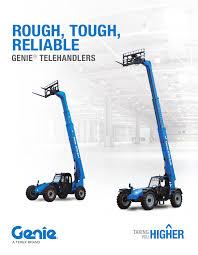 Genie 5519 Load Chart Rough Tough Reliable Manualzz Com