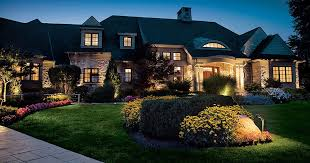lighting a house. Cost-Effective Home And Garden Lighting A House N