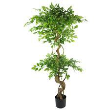 <b>Home</b>, Furniture & DIY LARGE <b>Artificial</b> Palm Trees <b>Bamboo</b> ...