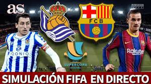 ОНЛАЙН МАТЧ) Реал Сосьедад Барселона: смотреть онлайн 13.01.2120 Реал  Сосьедад Барселона смотреть онлайн Реал Сосьедад Барселона прямая трансляция  Реал Сосьедад Барселона матч тв Реал Сосьедад Барселона 13 января 2021  ФУТБОЛ онлайн Реал