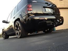 20 Inch Trailblazer Ss Wheels On Ssr Chevy Ssr Forum