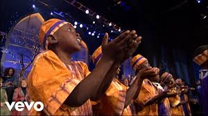 Walking In The Light Of God Lyrics African Children S Choir The African Childrens Choir Hes Got The Whole World In His Hands Live