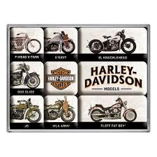 Harley Motor Size Chart Amazon Com Nostalgic Art 83102 Harley Davidson Model