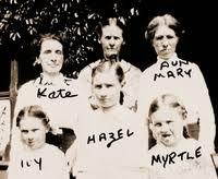 Myrtle Cameron (1910 - 1928) - Genealogy