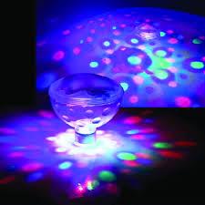 Baby Bath Disco Lights Disco Bath Lights Set Of 2