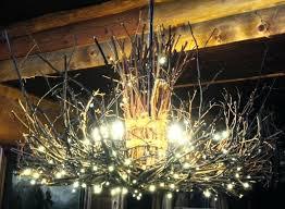 exterior chandeliers