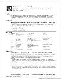 Resume Sample Objectives Kliqplan Com