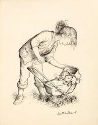wonderful collection of garth williams drawings from charlotte s web at bibliodyssey garth williams