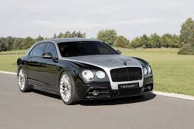Mansory-Tweaked Flying Spur Looks Surprisingly Tamed   Carscoops