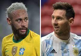 """الأرجنتين تهزم البرازيل في معقلها.. وميسي يتوج بأول لقب مع """"التانغو"""""""