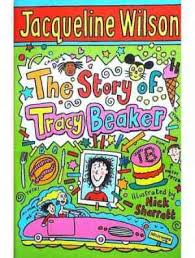 8 books in this series. The Story Of Tracy Beaker Jacqueline Wilson 9780440865476