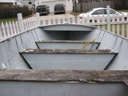 aluminum boat flooring options designs