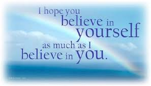 I Believe In You Quotes Inspiration 48 Best Believe In Yourself Quotes And Sayings
