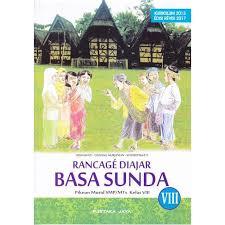 Pembahasan soal tema 2 kelas 3 halaman 100. Jual Buku Bahasa Sunda Rancage Diajar Basa Sunda Kelas 8 Untuk Kota Depok Carizabook Tokopedia