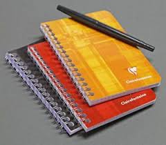 Clairefontaine Notebooks I Love French Graph Paper