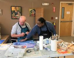 Online Class: Art 201: Variety of Media For Intermediate Painters with Claudia  Smith-Jacobs – Thursdays (Summer) – Cape Cod Museum Trail