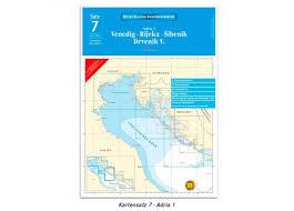 Delius Klasing Dk Chart Pack 7 Venice Rijeka Sibenik