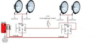 40 amp relay wiring diagram wirdig relay wiring diagram together driving light relay wiring diagram
