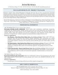 Power Plant Resume Examples Best of Nuclear Engineer Resumes Tierbrianhenryco