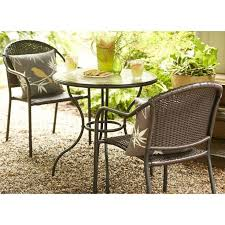 nice mosaic patio bistro table garden treasures pelham bay 3 piece outdoor bistro set sd12