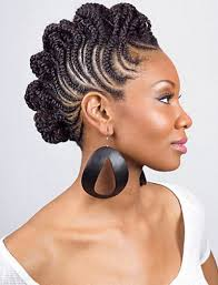 Hair Style For Black Women african american braided hairstyles for weddingsimages for african 3459 by wearticles.com
