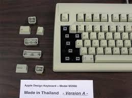 apple thailand office. Apple Design Keyboard Parts (Thailand Version A) Thailand Office