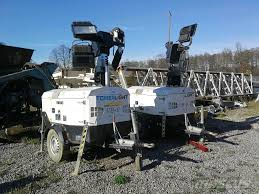 Light Tower For Sale Used Towerlight Vb9 Light Tower Light Towers Year 2013 For