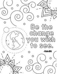 Free Kindness Coloring Pages Art Teachers Of Tpt Space Coloring