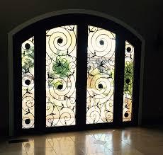 beautiful iron entry door sacramento