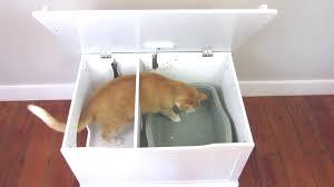 Designer Pet Products Litter Box Designer Catbox Beautiful Litter Box Enclosure
